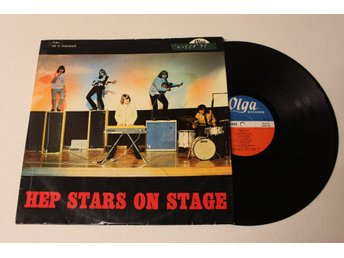 The Hep Stars -  Hep Stars On Stage