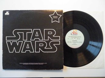 Star Wars -The London Symphony Orchestra – Orginal soundtrack!
