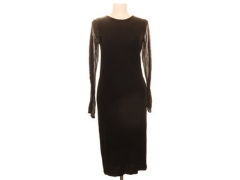 Filippa K, Klänning, Strl: L, little black dress, Svart