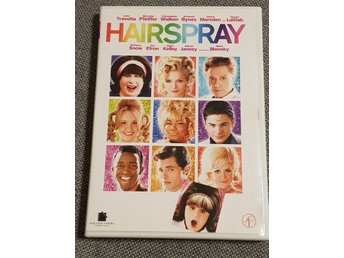 DVD Film Hairspray