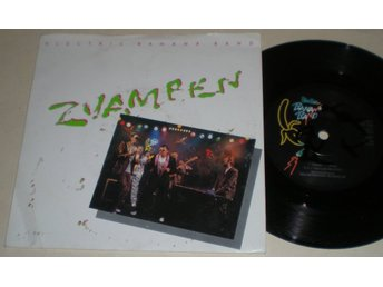 Electric Banana Band 45/PS Zvampen 1983 M-