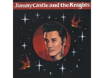 "Jmmy Castle and The Knights She's Allright EP - 7"" NY - FRI FRAKT"