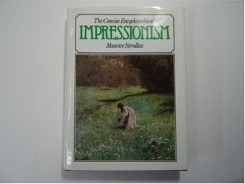the concise encyclopedia of impressionism