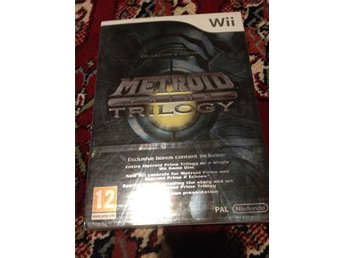 Metroid Prime Trilogy( New & Sealed)
