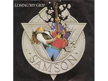 "Samson - Losing My Grip (7"", Single)"