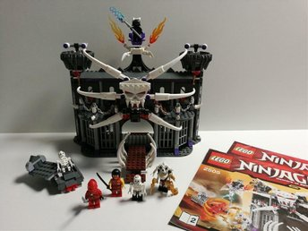 "Lego Ninjago Set 2505 ""Lord Garmadon"""