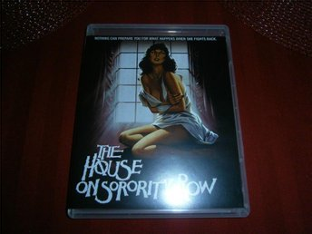The House on sorority row,BLU-RAY,SCORPION RELEASING,DUBBELD