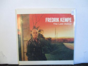 FREDRIK KEMPE - THE LAST DANCE
