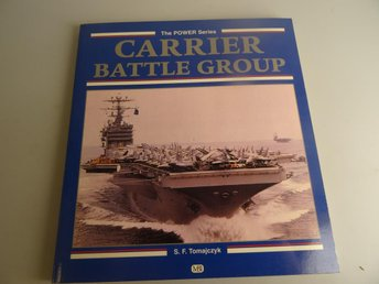 Carrier battle group: fartyg, flygplan