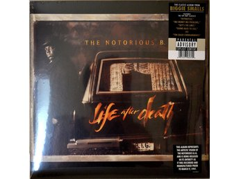 The Notorious B.I.G - Life after death (Vinyl NY) LP