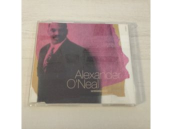 ALEXANDER O´NEAL - SENTIMENTAL. (CD)