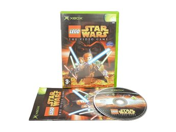 Lego Star Wars: The Video Game (XB)