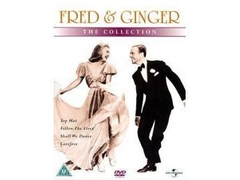 Fred and Ginger Collection (4 Disc Box) (Import)