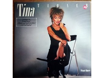 Turner Tina: Private dancer.  1984, Capitol Records, Holland