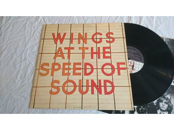 Wings (Paul McCartney m fl) - Wings at the speed of sound