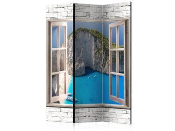 Rumsavdelare - Azure Paradise Room Dividers 135x172