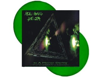 Mekong Delta ‎–In A Mirror Darkly dlp with cd Green viny S/S