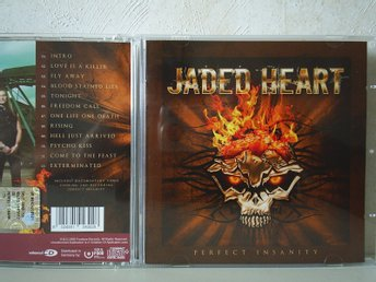 JADED HEART - PERFECT INSANITY (2009).