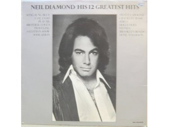 Neil Diamond-His 12 greatest hits / LP