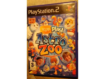 EyeToy: PLAY ASTRO ZOO  till PS2