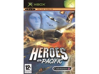 XBOX - Heroes of the Pacific (Beg)