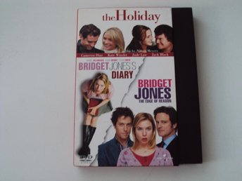 THE HOLIDAY BRIGET JONES DAGBOK PÅ SPANING MED BRIDGET JONES