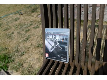 Playstation 3 PS3 Call of duty COD black ops II 2