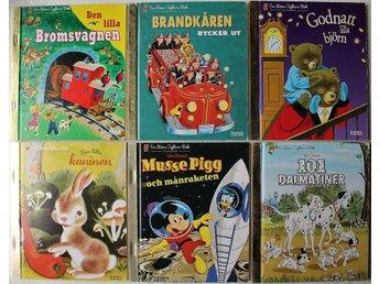 Bilderbok | Köp Bilderbok online på Tradera