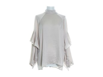 H&M Conscious Collection, Blus, Strl: 40, Beige
