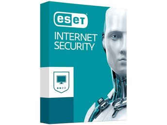 ESET Internet Security 1 year, 1 unit BOX