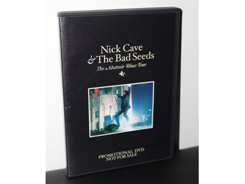 RARE Promotional DVD. Nick Cave & The Bad Seeds - The Abattoir Blues Tour.