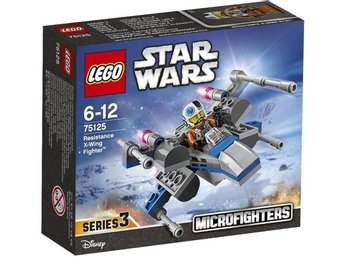 "LEGO Star Wars ""Resistance X-Wing Fighter"""