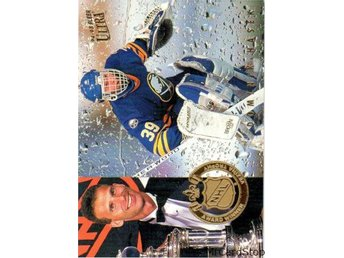 Ultra 1994-95 NHL Award Winner 6 Dominik Hasek Buffalo Sabres