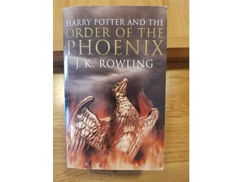 JK Rowling, Harry Potter and the Order of the Phoenix