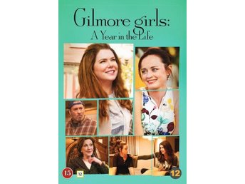 Ny & Inplastad  Gilmore Girls A Year in the Life Säsong 1 DVD