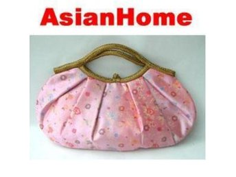 *AsianHome* NY! Japanska Embroided Satin Handväskor (b14)
