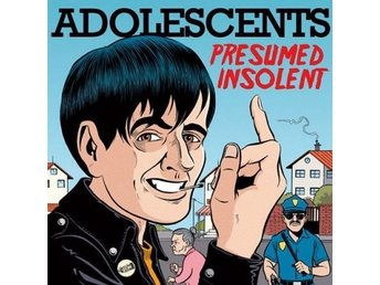 Adolescents - Presumed Insolent - CD