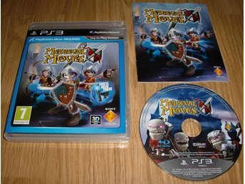 PS3: Medieval Moves