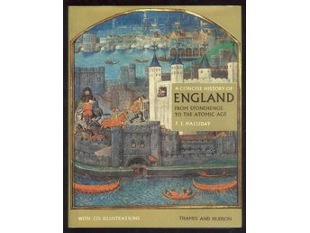 A Concise History of England from Stonehenge to the...