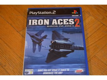 Iron Aces 2 Playstation 2 PS2