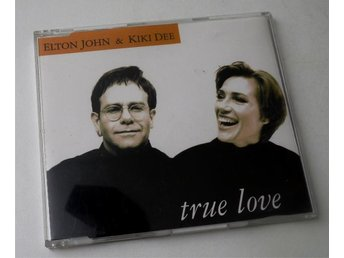 Elton John & Kiki Dee / True Love CD