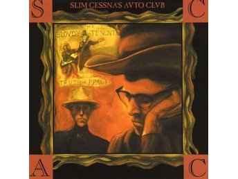 Slim Cessna's Auto Club - The Bloudy Tenent - LP NY