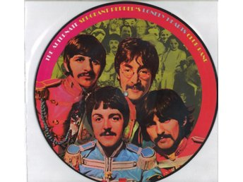 Bild LP Beatles - Alternate Sergeant Pepper's Lonely Hearts Club Band