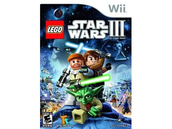 Lego Star Wars III 3 The Clone Wars | Nintendo Wii | PAL |