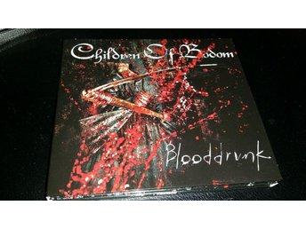 CHILDREN OF BODOM - BLOODDRINK LTD 2CD - Kramfors - CHILDREN OF BODOM - BLOODDRINK LTD 2CD - Kramfors