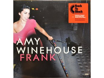 AMY WINEHOUSE - Frank (Vinyl Ny) LP