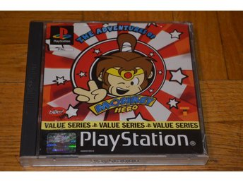 Monkey Hero - Playstation PS1