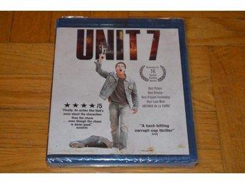 Unit 7 - Bluray Blu-Ray INPLASTAD - Töre - Unit 7 - Bluray Blu-Ray INPLASTAD - Töre