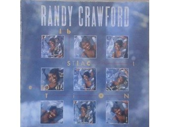 Randy Crawford title* Abstract Emotions* Downtempo, Disco LP EU