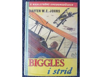 W.E. Johns - Biggles i Strid 1958